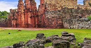 Ruínas de San Ignácio + Minas de Wanda – Misiones – Argentina