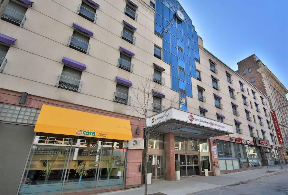 Best Western Plus Montreal Downtown-Hotel Europa
