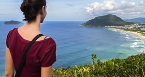 Pacote Florianópolis + Praia do Santinho