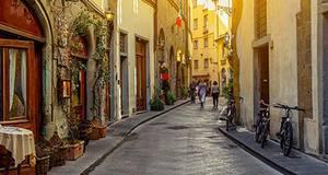 Passeio em Florença + Almoço + Transfer