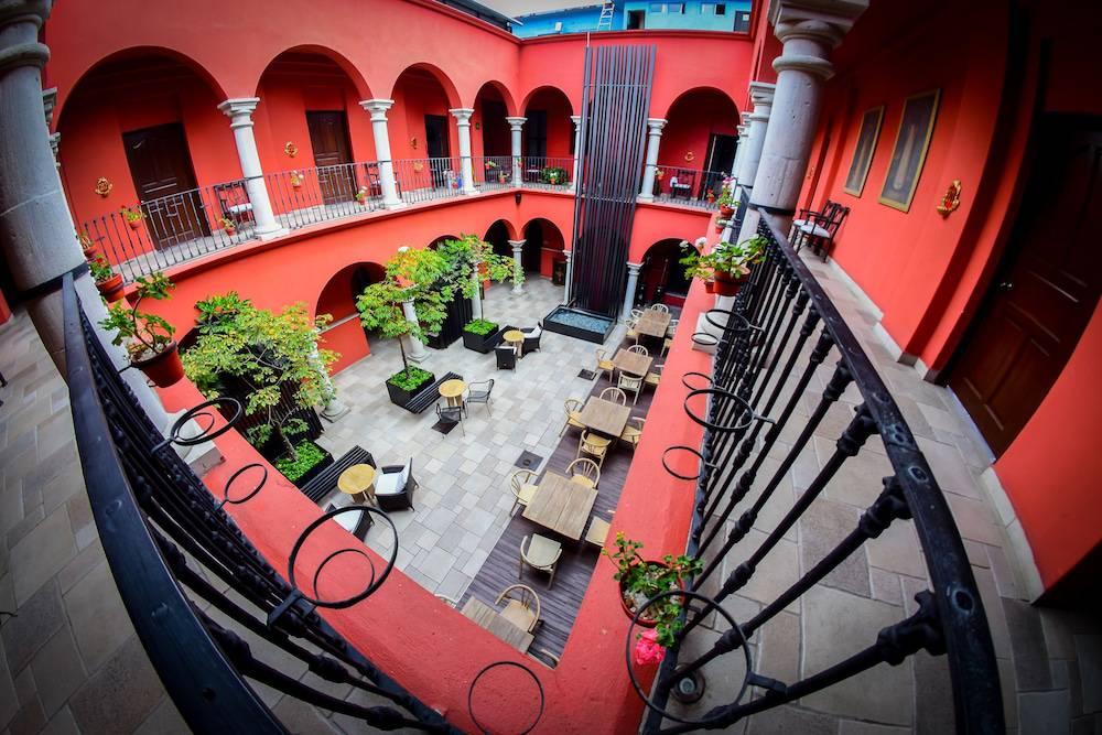 Casona Oaxaca Hotel