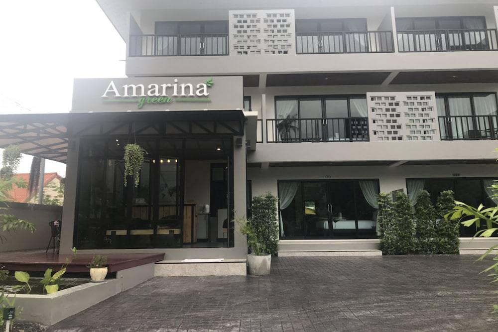 Amarina Green