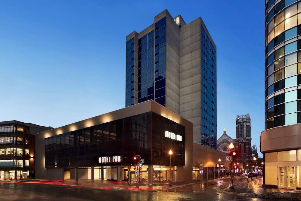 Hotel PUR Québec